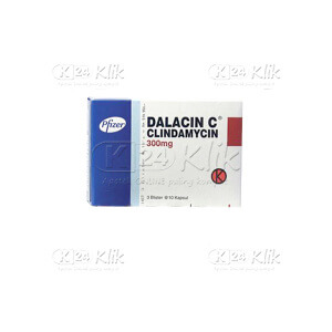 JUAL DALACIN C 300MG TAB 30S