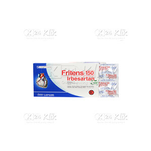 FRITENS 150MG 20S