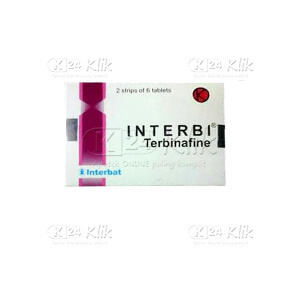 JUAL INTERBI 250MG TAB