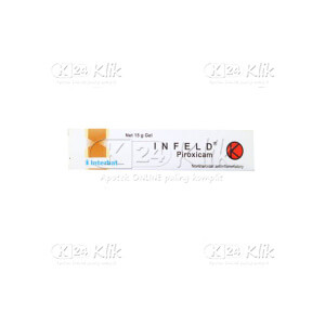 JUAL INFELD 0.5% GEL 15G
