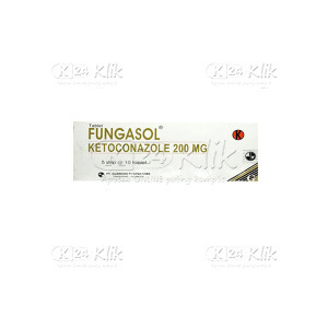 Apotek Online - FUNGASOL 200