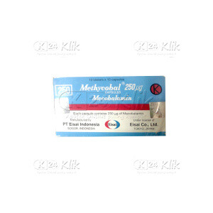 JUAL METHYCOBAL 250MCG CAP