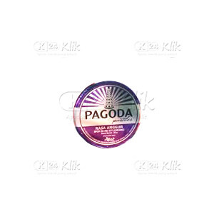 JUAL PAGODA PERMEN GRAPE 20 G