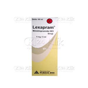 JUAL LEXAPRAM 5MG/5ML SYR 60ML