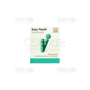 JUAL EASY TOUCH LANCET