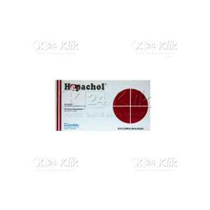 JUAL HEPACHOL CAP 50S