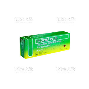 JUAL SCOPMA PLUS TAB 100S