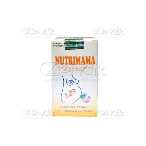 JUAL NUTRIMAMA 2 KAPSUL 30S