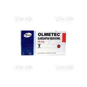 Apotek Online - OLMETEC 40 MG TAB