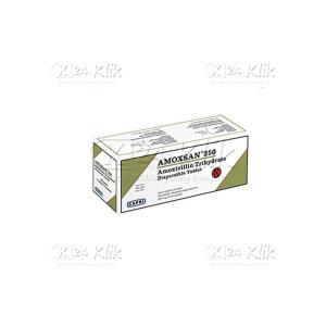 Apotek Online - AMOXSAN DISPERSIBLE 250MG TAB 100S