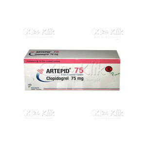 JUAL ARTEPID 75MG