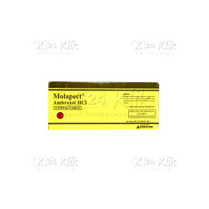 JUAL MOLAPECT 30MG TAB 100S