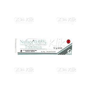 Apotek Online - NUFACE 0,05% CR 10G