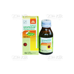 JUAL VESPERUM 5MG/5ML SYR 60ML