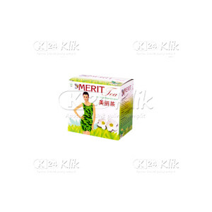 JUAL MERIT TEA BAG 15S
