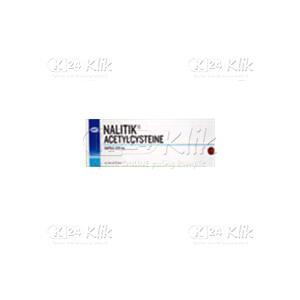 Apotek Online - NALITIK 200MG CAP 60S