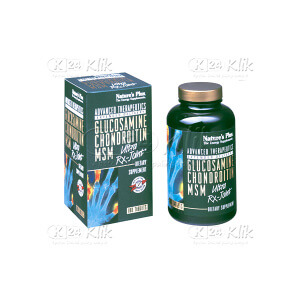 JUAL NATURE PLUS ULTRA RX JOINT W/MSM TAB 90'S