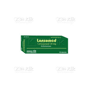 JUAL LANSOMED 30MG CAP 20S