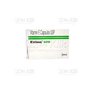 Apotek Online - EVION VEGICAP 30'S BTL