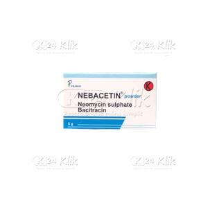 Apotek Online - NEBACETIN PWD 5G