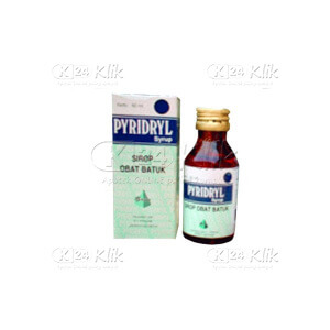 JUAL PYRIDRYL SYR 60ML