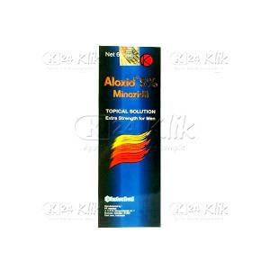 Apotek Online - ALOXID SOL 5% 60ML