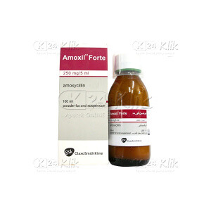 JUAL AMOXIL F 250MG/5ML SYR 60ML