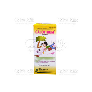 JUAL CALOSTRUM SYR 100ML