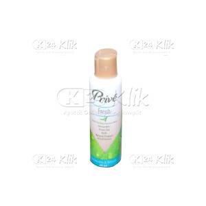 Apotek Online - PRIVE FRESH GREEN TEA SIRIH 60ML