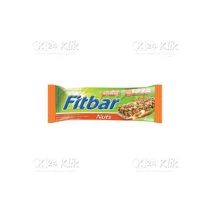 JUAL FITBAR NUTS 25G