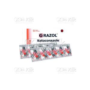 Apotek Online - GRAZOL 200MG TAB 100S