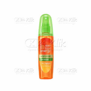 Apotek Online - MAKARIZO HAIR ENERGY SCENTSATIONS FRESH BOUQUET 100ML