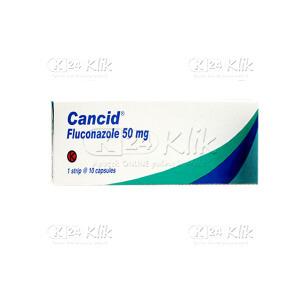 Apotek Online - CANCID 50MG CAP 10S