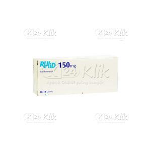 Apotek Online - RULID 150MG TAB 100S