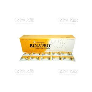 Apotek Online - BINAPRO SOFT CAP 60S