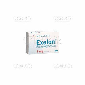 JUAL EXELON 3MG CAP 28S