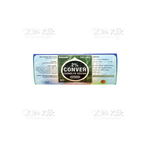 JUAL C CONVER MD