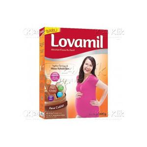 Apotek Online - LOVAMIL HAMIL COKLAT 200G