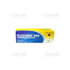 JUAL FLOXIGRA 500MG TAB 50S