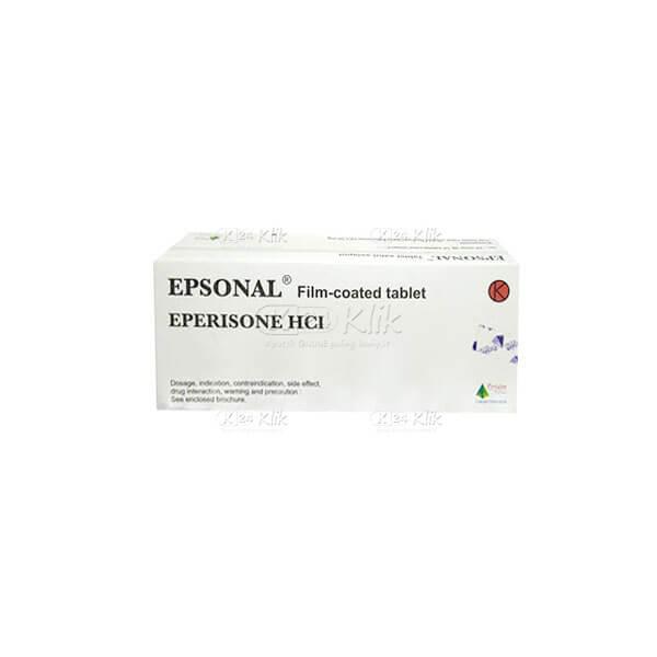 Apotek Online - EPSONAL TAB 100S