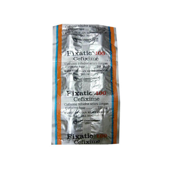 JUAL FIXATIC 100MG CAP 30S