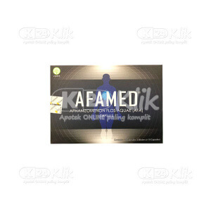 JUAL AFAMED 320MG CAP 30S
