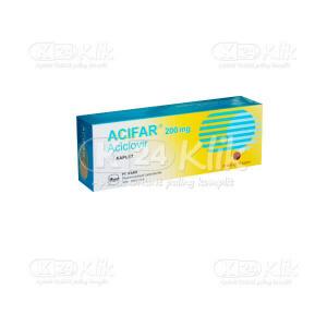 Apotek Online - ACIFAR 200MG TAB 100S