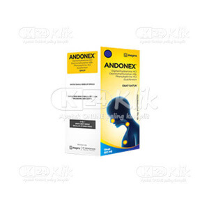 JUAL ANDONEX SYR 60ML