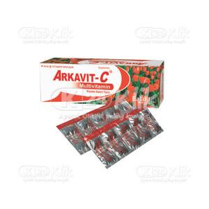 JUAL ARKAVIT C TAB 100S