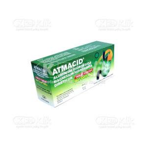 Apotek Online - ATMACID CHEW TAB 100S