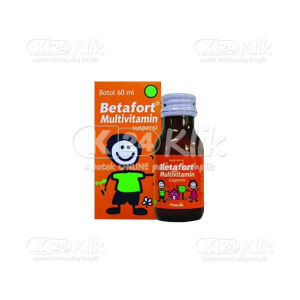 JUAL BETAFORT SYR 60ML