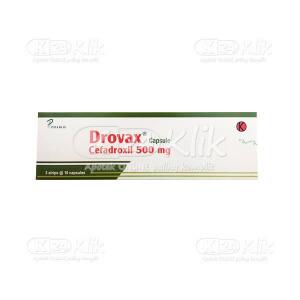 JUAL DROVAX 500MG CAP 30S