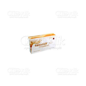 JUAL FIBRAMED 300MG CAP 30S