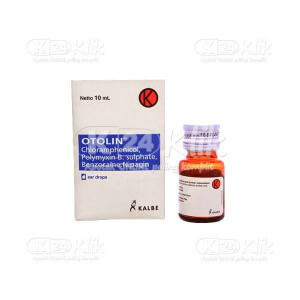 JUAL OTOLIN EAR DROP 10ML